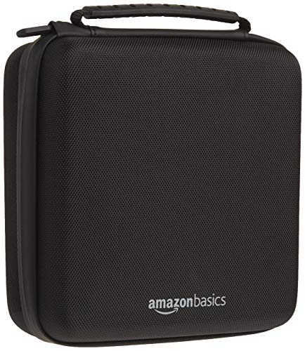 Read more about the article Amazon Basics Hard Shell Carry and Storage Case for Nintendo NES Classic – 8 x 8 x 3 Inches, Black