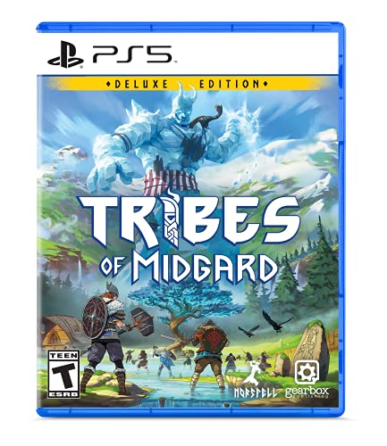 Read more about the article Tribes of Midgard: Deluxe Edition – PlayStation 5