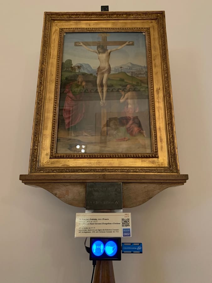 Read more about the article Italian museum uses cameras to gauge the attractiveness of art