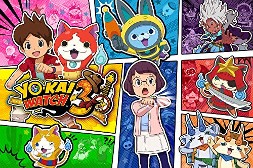 Read more about the article YO-KAI WATCH 3 – 3DS [Digital Code]
