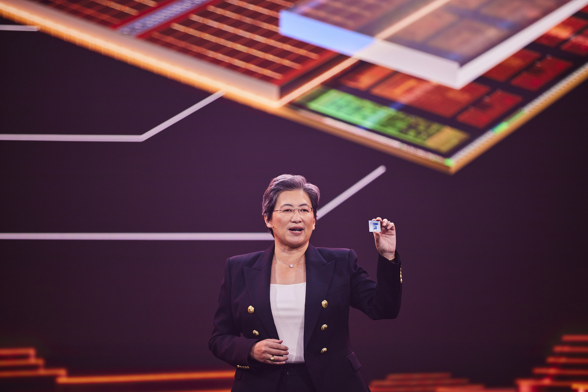 Read more about the article AMD's chip supply will remain tight through 2021