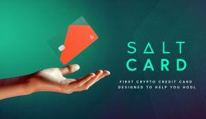 Read more about the article SALT Opens Waitlist for SALT Card, First Crypto Credit Card to HODL