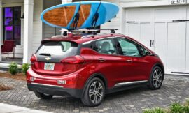 Don't Park Your Chevy Bolt Inside Where It Might Burn Down Your Home – Review Geek
