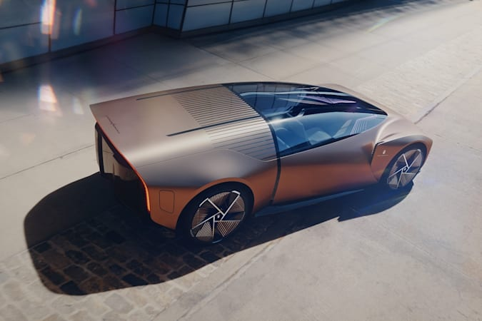 Read more about the article Pininfarina's 'virtual' concept car features a holographic AR display