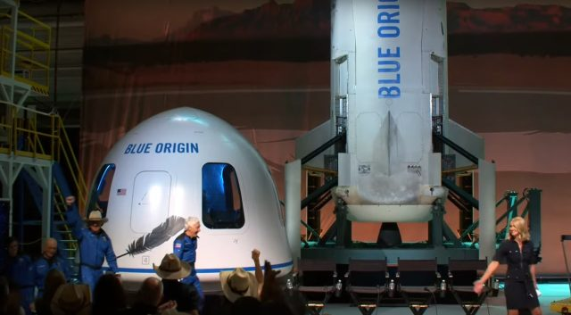 Read more about the article Blue Origin Successfully Launches Humans Into Space