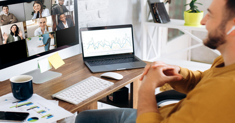 Read more about the article ElevenSight puts a new spin on video conferencing with some tools you never knew you needed