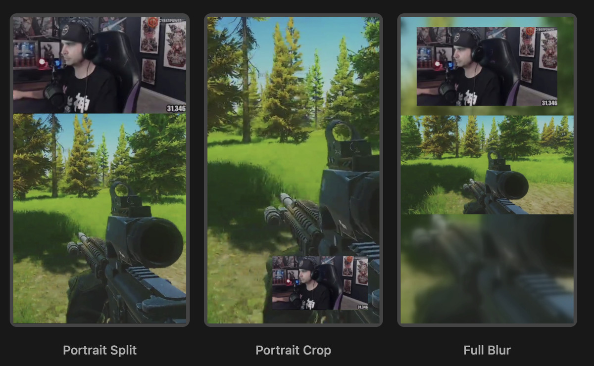 Read more about the article Turn Twitch clips into TikToks with Streamlabs' new Crossclip tool