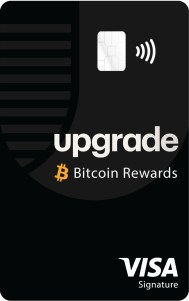 Read more about the article Upgrade launches a credit card with bitcoin rewards – TechCrunch