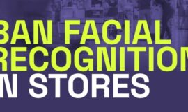 These stores monitor you with facial recognition, say campaigners