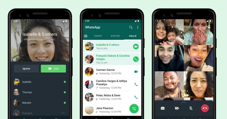 Read more about the article How to join a WhatsApp call after it's already started