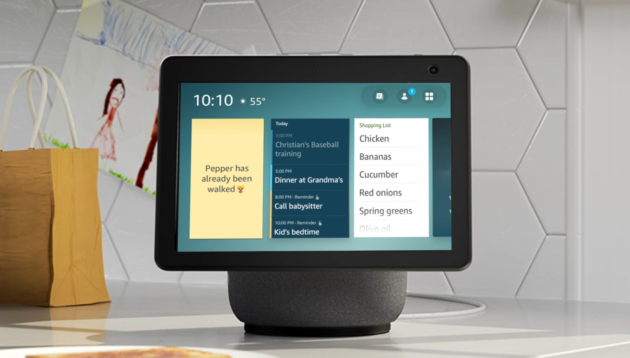 Read more about the article Amazon gives developers access to Alexa device home screens, aiming to revitalize market for skills