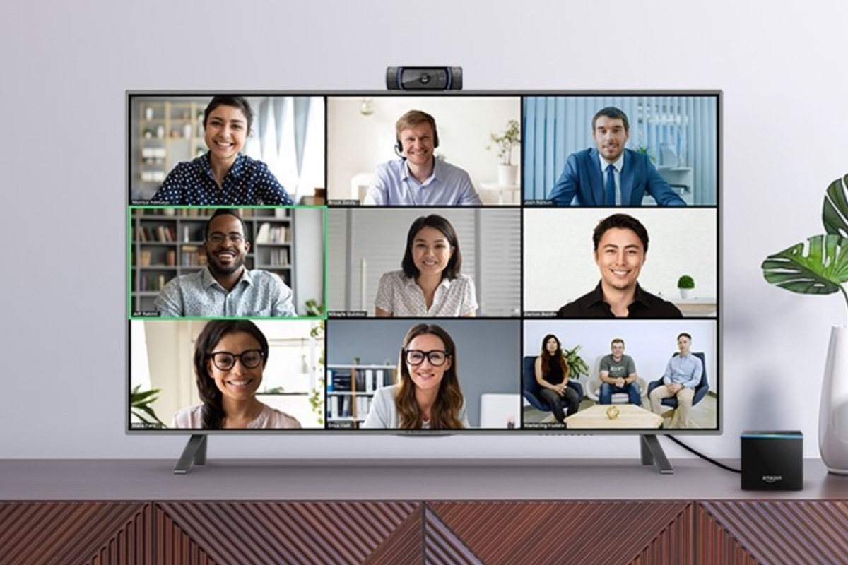 Read more about the article Amazon's second-gen Fire TV Cube now lets you make Zoom calls