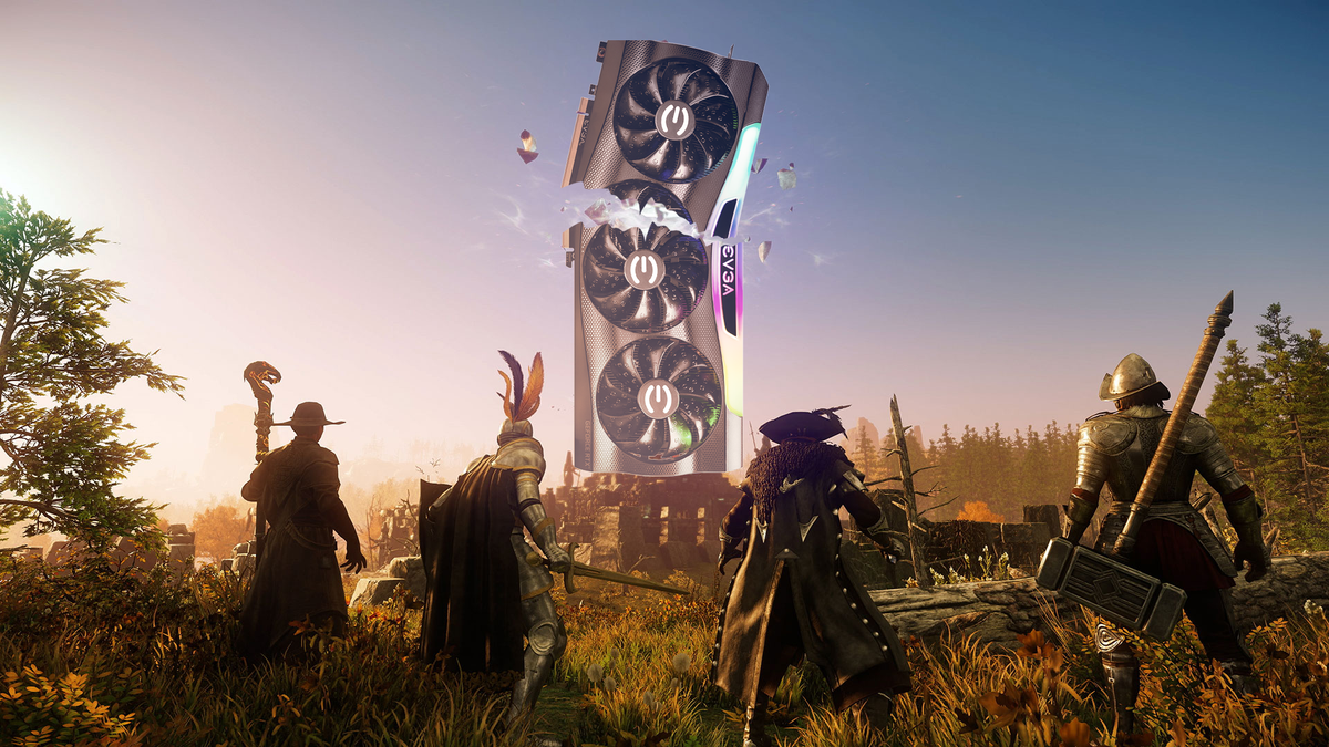 Read more about the article Amazon Made an MMO That's Destroying Graphics Cards – Review Geek