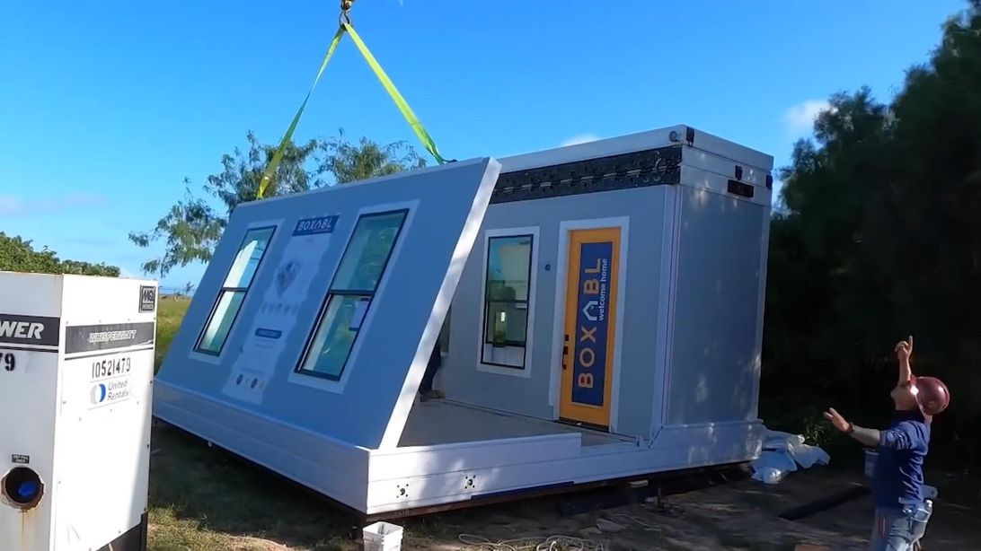 Read more about the article Boxabl aims to build foldable homes that cut costs, go up fast