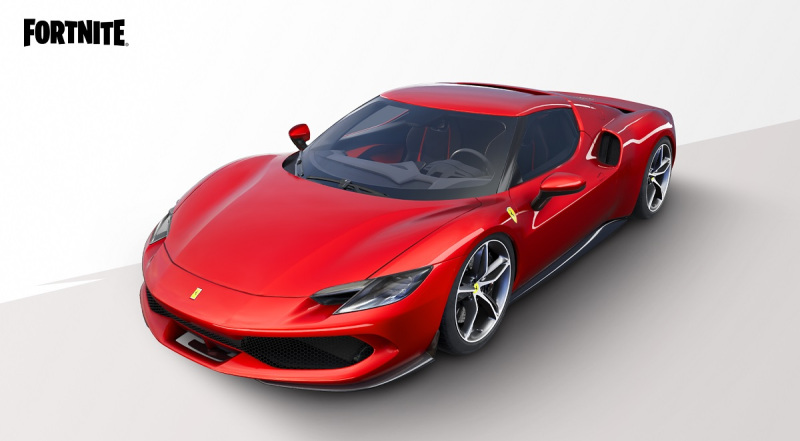 Read more about the article Epic Games crafts a highly realistic and drivable Ferrari for Fortnite