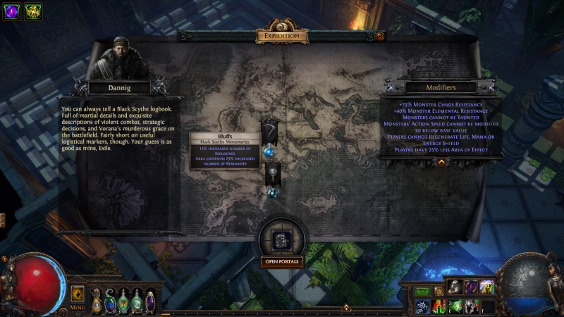 Read more about the article Path Of Exile: Expedition Hits Next Week Alongside Battle Royale