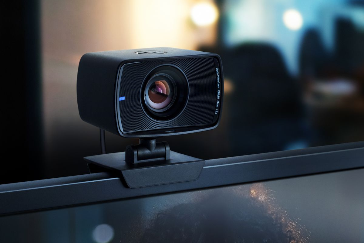 Read more about the article Elgato's Facecam is a $200 webcam with streamer-friendly features