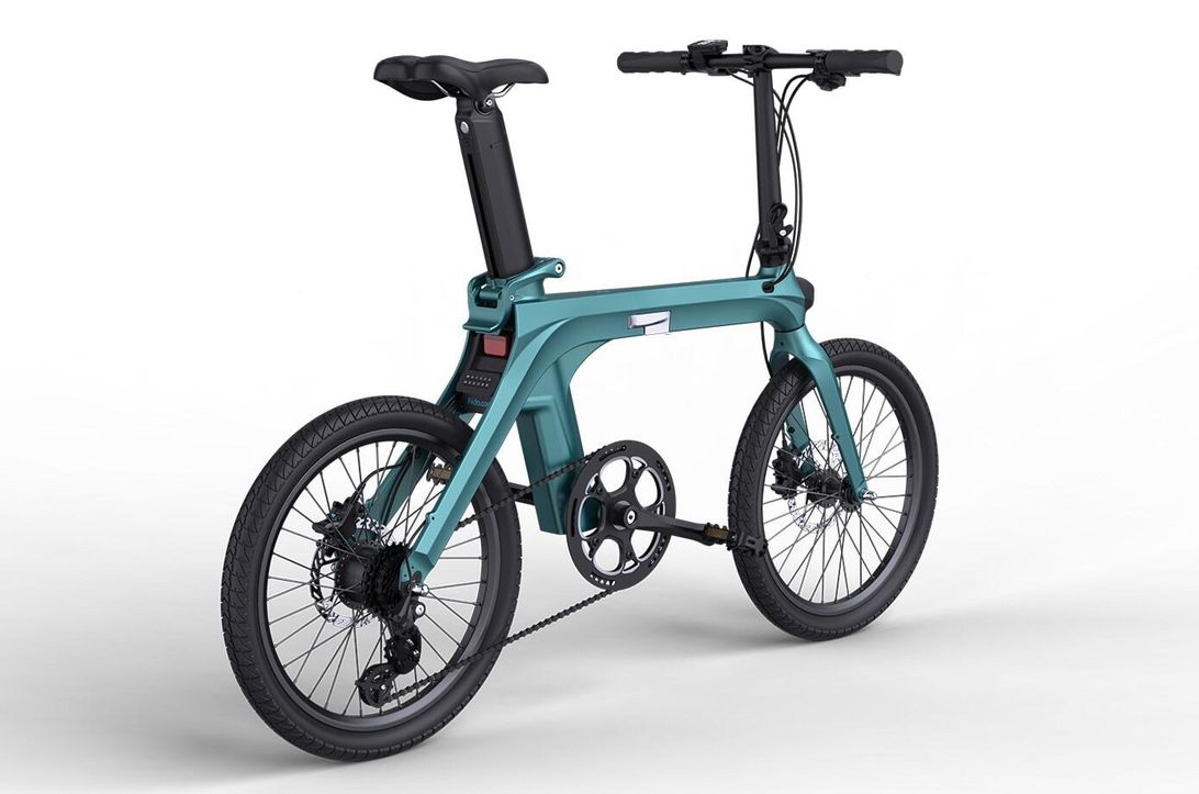 Read more about the article Fiido X folding e-bike looks amazing but still practical, starts at $898