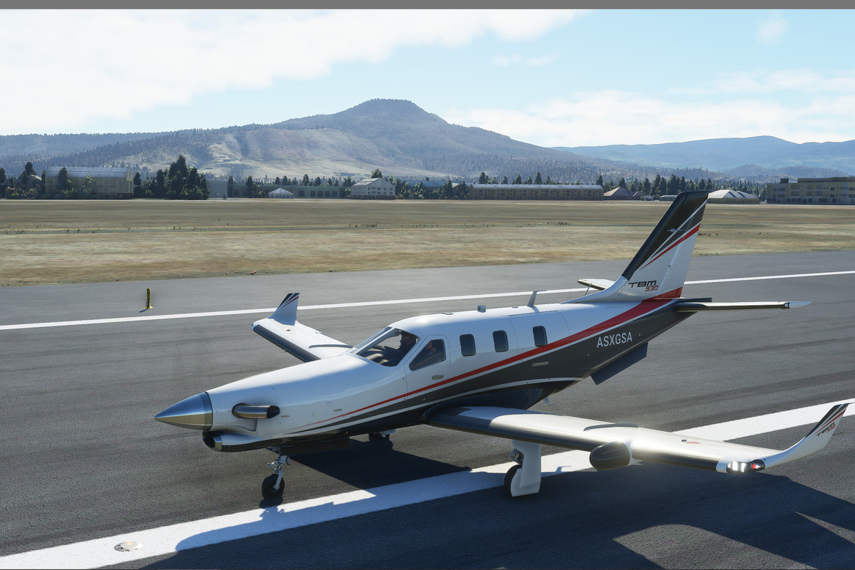 Read more about the article Flight Simulator's performance update arrives
