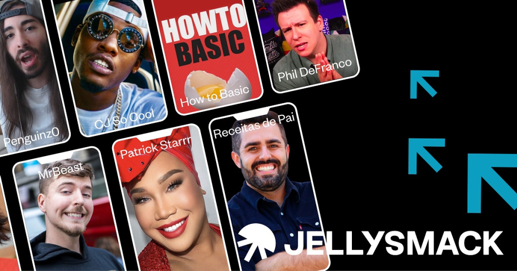 Read more about the article Jellysmack hits 10B monthly views and more than 200 creators