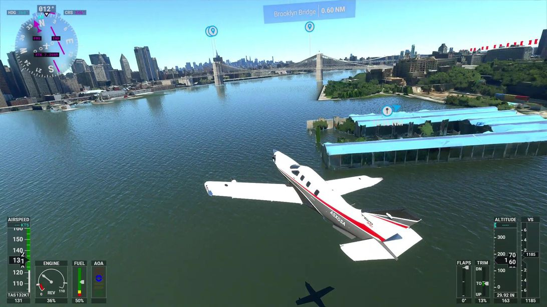 Read more about the article Microsoft Flight Simulator takes off on Xbox Game Pass next week