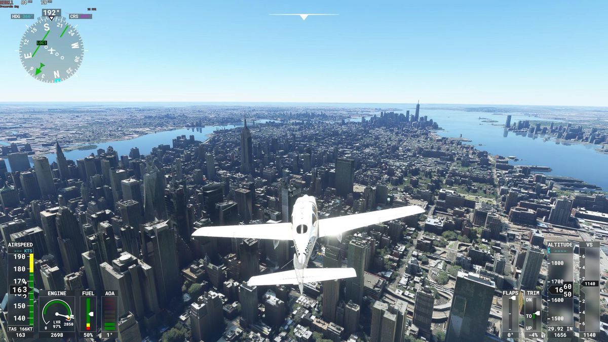 Read more about the article Microsoft Flight Simulator on PC now has huge performance improvements