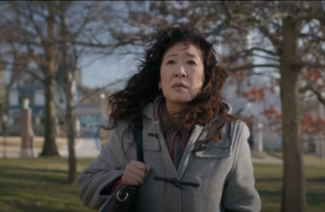 Read more about the article Netflix's The Chair with Sandra Oh gets new trailer