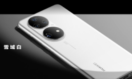 Huawei P50 series has a Snapdragon 888 and two huge camera bumps