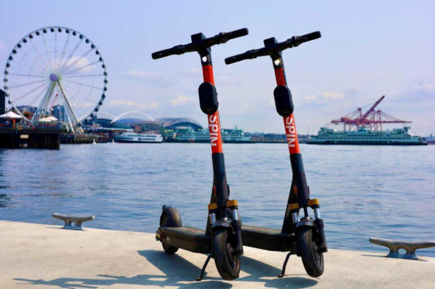 Read more about the article Seattle set to add fourth scooter option as Spin offers high-tech model to improve rider habits