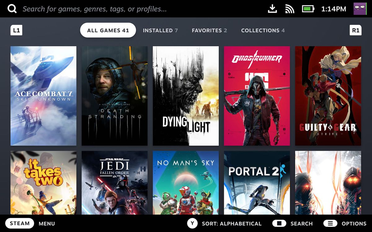 Read more about the article Valve will replace Big Picture mode with the new Steam Deck UI