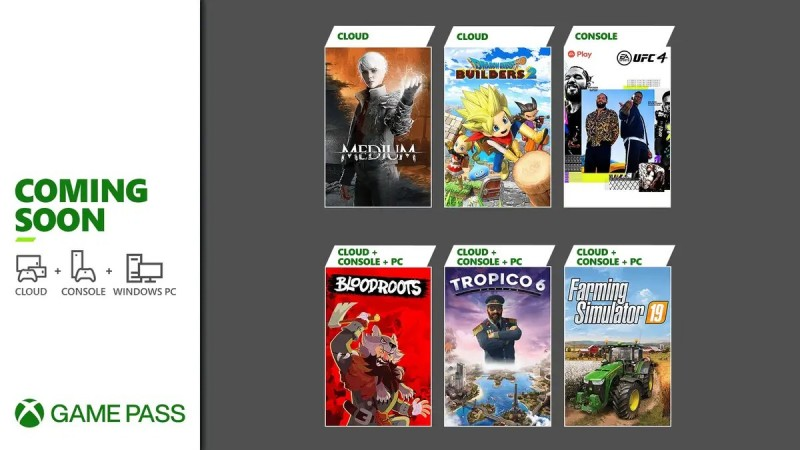 Read more about the article Xbox Game Pass Adding 6 New Games, Including The Medium On Cloud