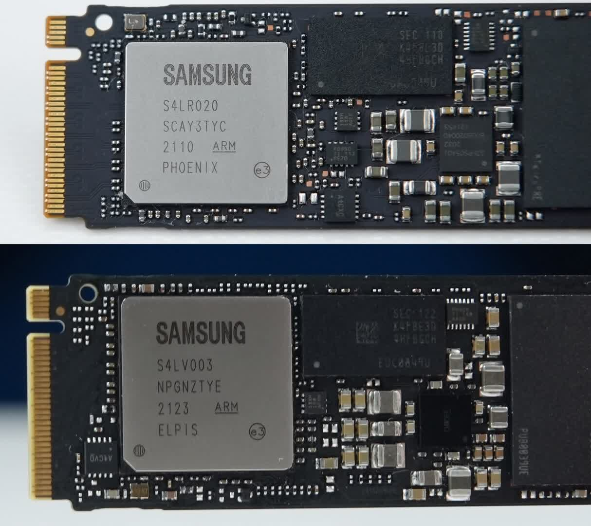 Read more about the article Samsung is swapping parts in their 970 Evo Plus SSDs and sabotaging performance