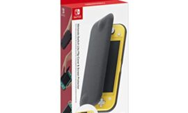 Nintendo Switch Lite Flip Cover & Screen Protector – Switch