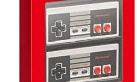 Nintendo Entertainment System Controllers for Nintendo Switch Online (One Set of Two Controllers)