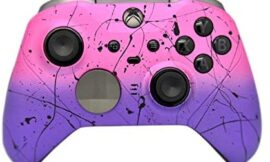 Elite Series 2 Custom Controller for Xbox One, Xbox Series X, and Xbox Series S (Pink & Purple Fade)