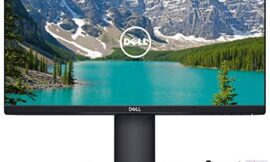 Dell P2719H 27″ 16:9 Ultrathin Bezel IPS Monitor with Electronics Basket Cleaning Kit