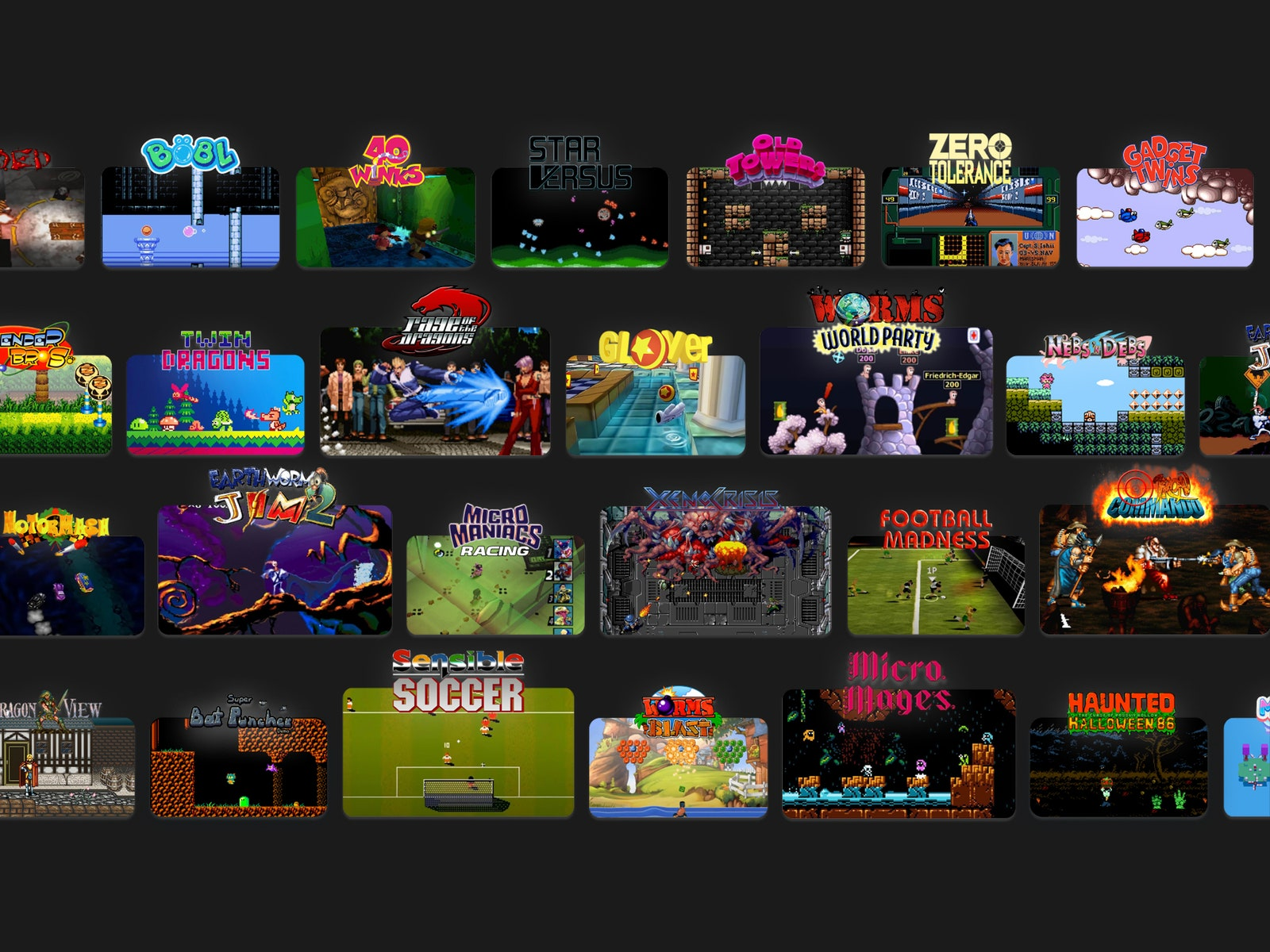 Read more about the article Piepacker Gives Retro Games an Online Co-Op Upgrade
