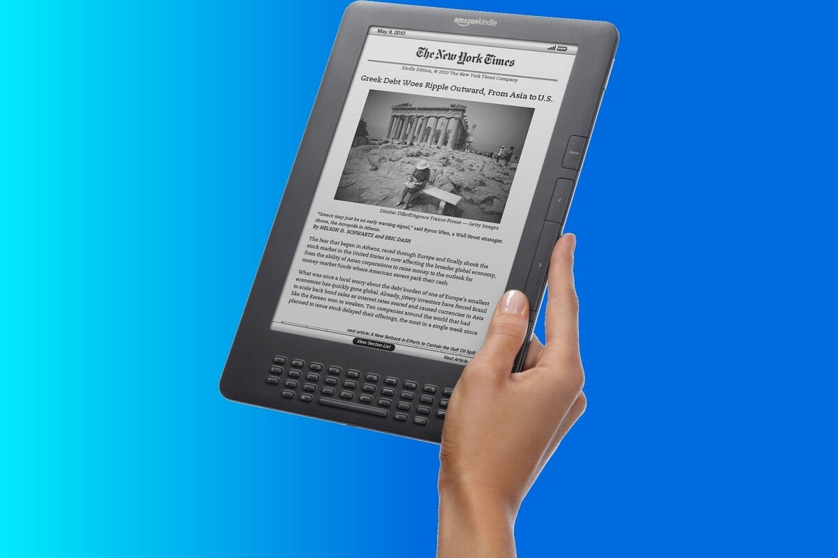 Read more about the article Which Amazon Kindles will lose Internet in December