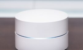 A three-pack of Google Wifi mesh routers is just $150 at Amazon