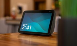 The new 2021 Echo Show 5 and Show 8 models are now $30 off