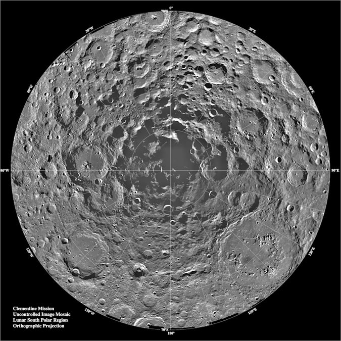 Read more about the article NASA's VIPER Rover will explore the moon's Relay Crater