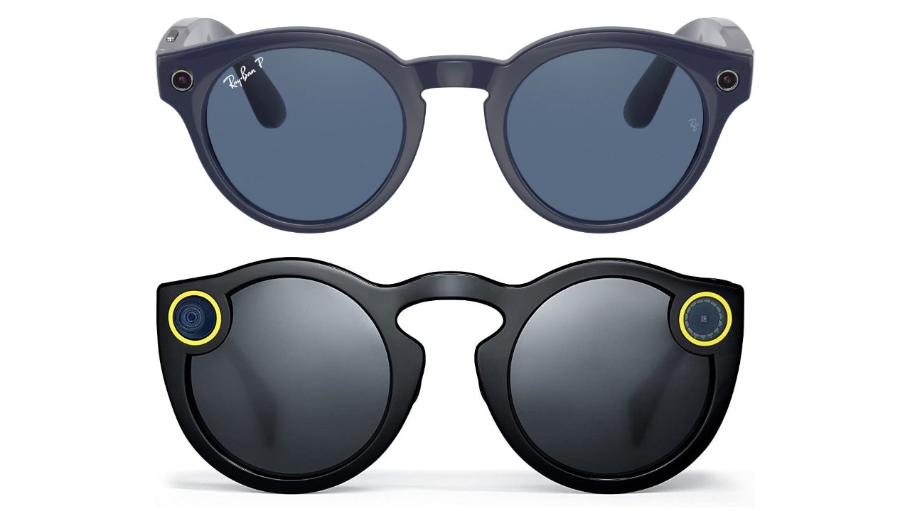 Read more about the article Facebook & Ray-Ban 'smart glasses' leak hours before announcement
