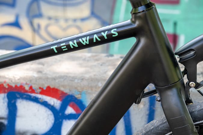 Read more about the article Tenways' e-bike debut blends value with style