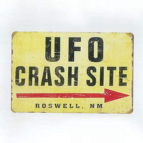 Read more about the article NC Fallout Shelter Vintage Metal Tin Sign Garage Decor Man Cave Sign Tin Sign Vintage Retro Area UFO Waring Signs Outdoor Street Garage Metal Aluminum Tin Sign