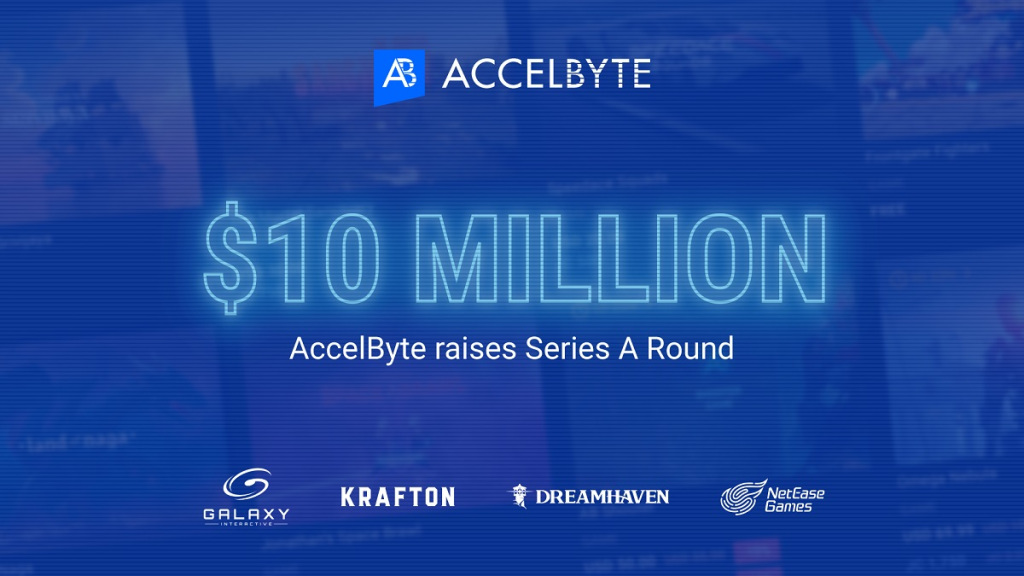 Read more about the article AccelByte raises $10M to provide backend services for cross-platform games