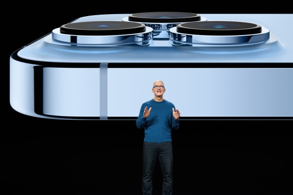 Read more about the article Apple sheds value during iPhone event – TechCrunch