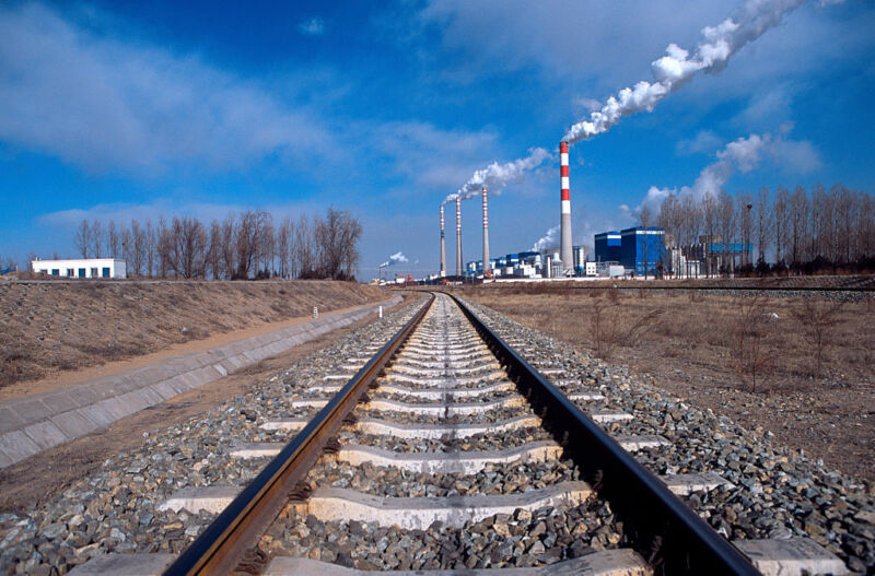 Read more about the article China to stop building coal plants in developing nations