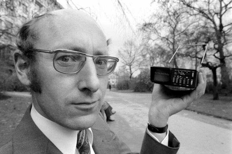 Read more about the article RIP Sir Clive Sinclair, creator of UK's famed ZX Spectrum gaming computer