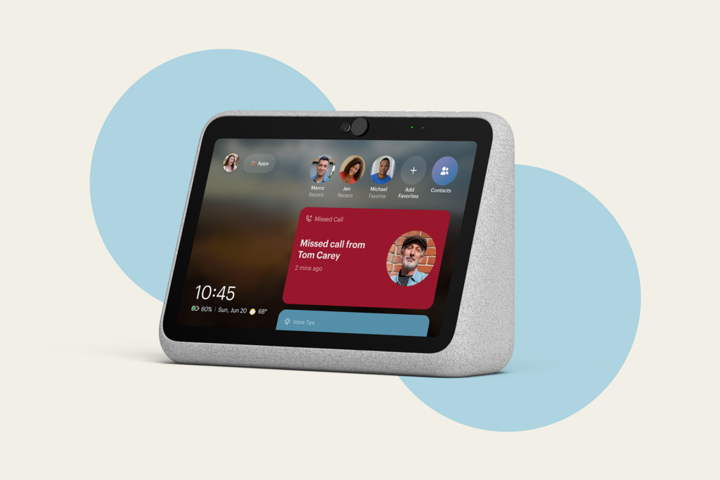 Read more about the article Facebook launches new Portal+ and battery-powered Portal Go