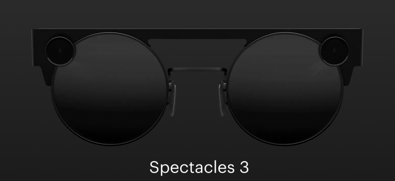 Read more about the article Leaked images of the Facebook and Ray-Ban glasses look just like Snap Spectacles